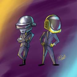 Day 3: Daft Punk