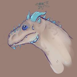 Earth Crystal Dragon