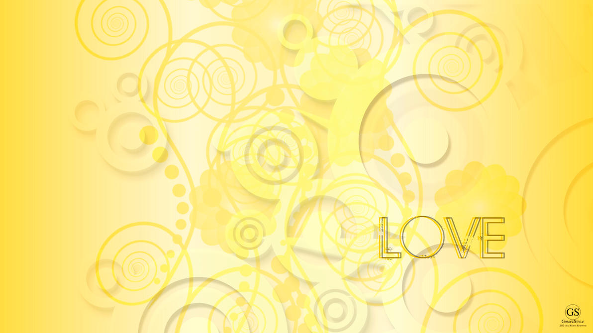 LOVE Wallpaper by GomezStyle