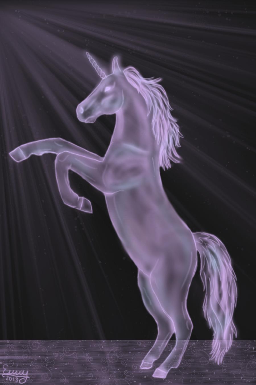 Unicorn Ice Sculpture by FamousFox on DeviantArt