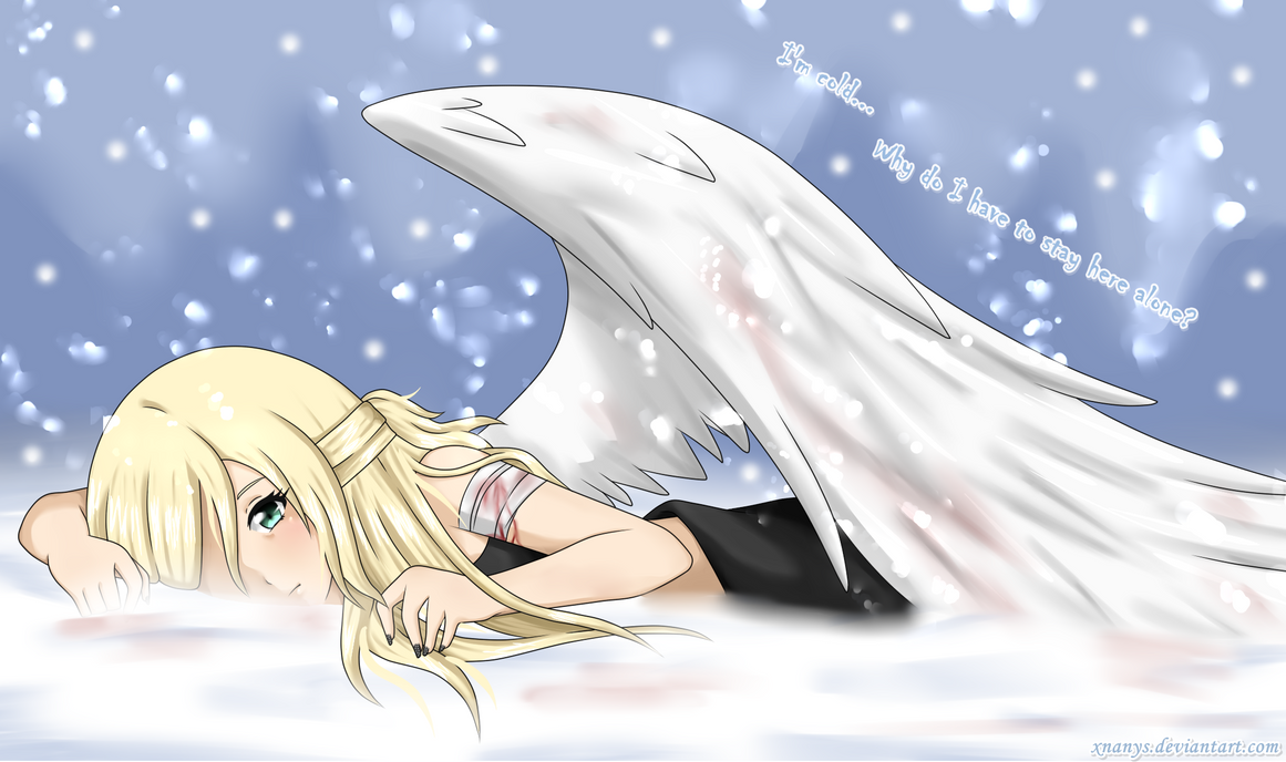 Nina Parker is an Fallen Angel ~ by xNanys