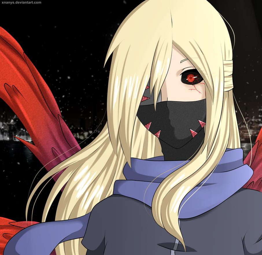 Tokyo ghoul - Nina remake by xNanys