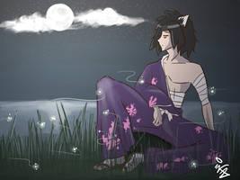 Moonlight Pond