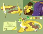HTTYDG: Alkinarin the Vultureclaw