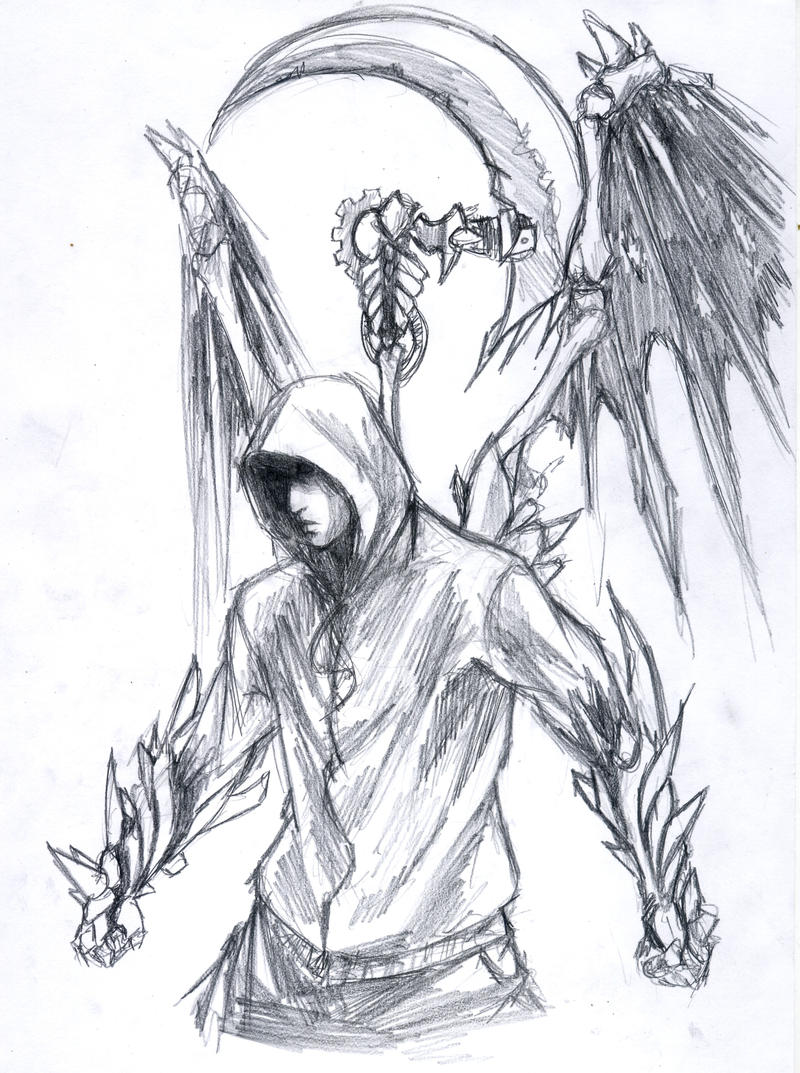 grim reaper coloring pages - modern reapers by theboyofcheese on deviantart