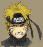 Naruto. TIME TO ROCK. by TheBoyofCheese