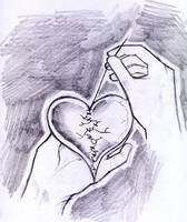 Broken Hearts Eventually Mend by TheBoyofCheese