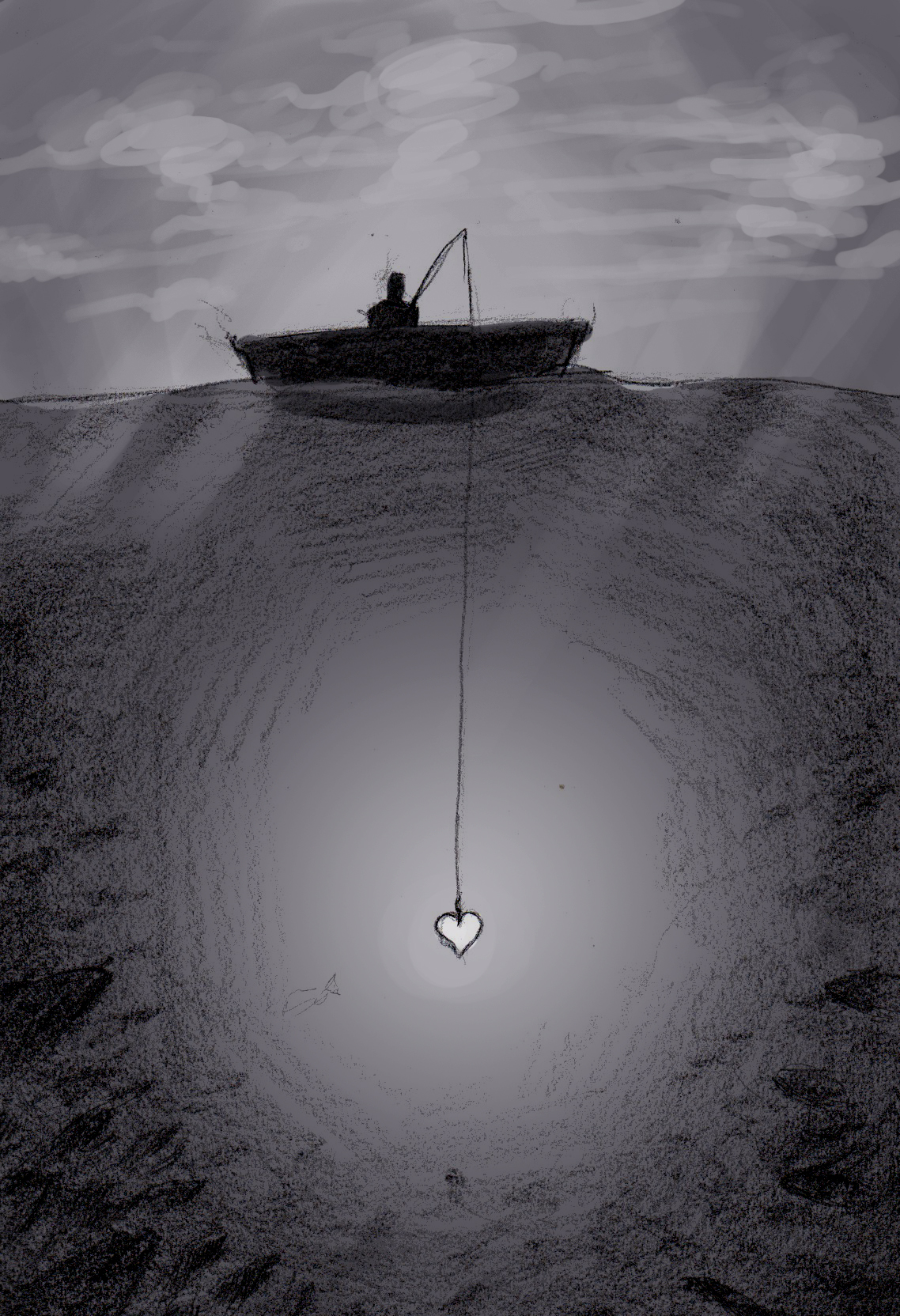 Online dating site fish in the sea