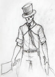 Gentleman Butcher by TheBoyofCheese