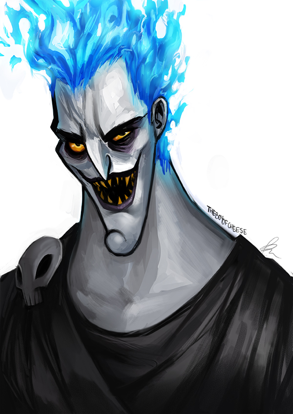 Hades God of the Underworld by TheBoyofCheese on DeviantArt  Hades God of th...