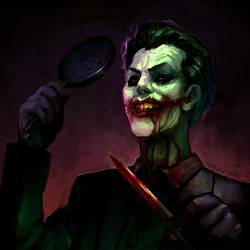 Jokerrrr by TheBoyofCheese