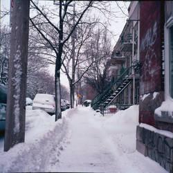 C'est l'hiver ! by Ennev