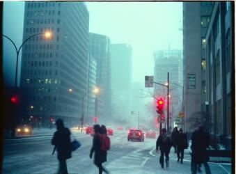 Winter by Ennev