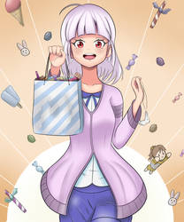 [Gift] Shopping Sweets by Sikyll