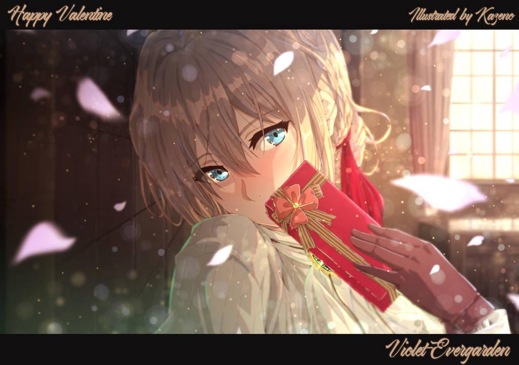 VioletEvergarden_fanart4 by PenName-Kazeno