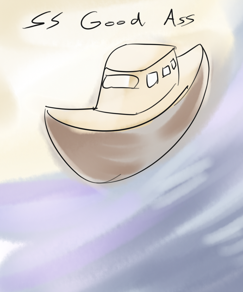 SS Good Ass by artofguy