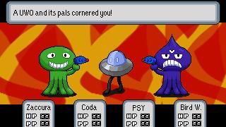 Enemy Encounter! by BobALinx