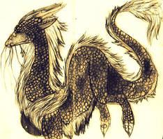 That Dragon by Okamichu