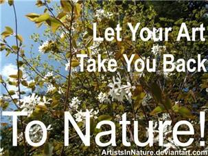 Back To Nature ID I by ArtistsInNature