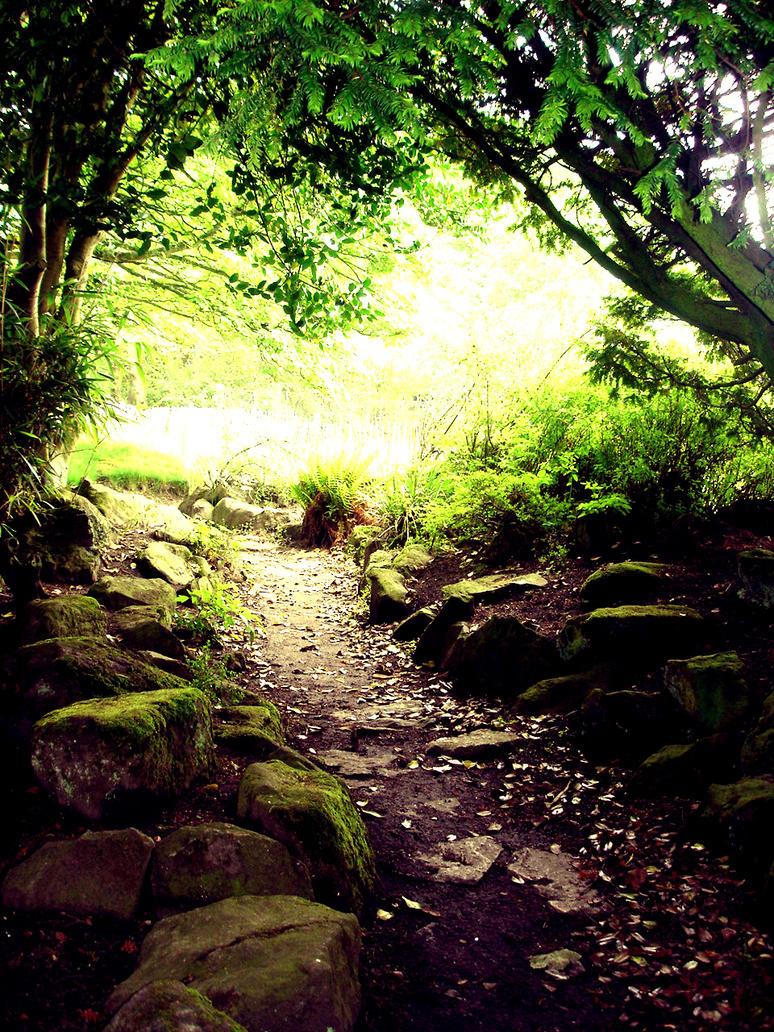 .Secret Path. by jayshari