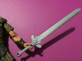 Spawn Long Sword 1/10 Scale Figures