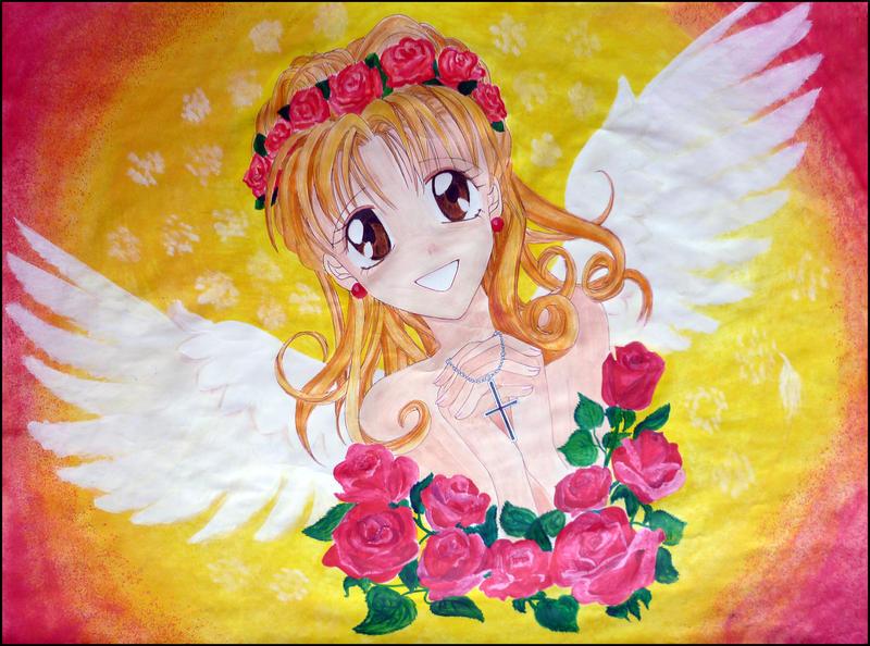 Jeanne by evionn