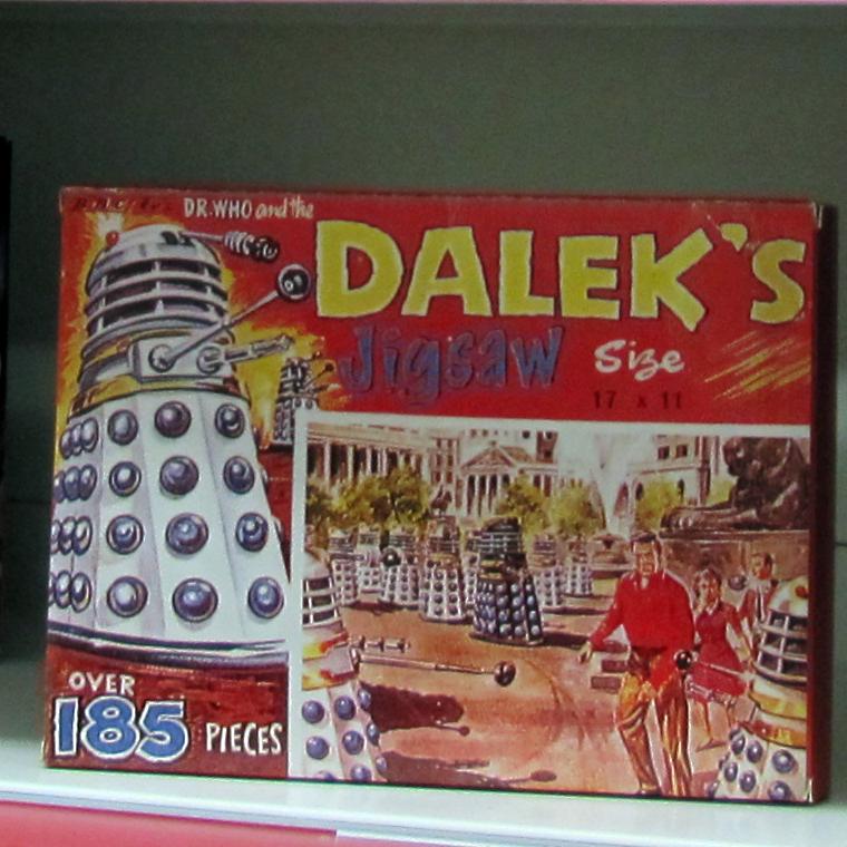 Goodwood 2011 - Daleks by evionn