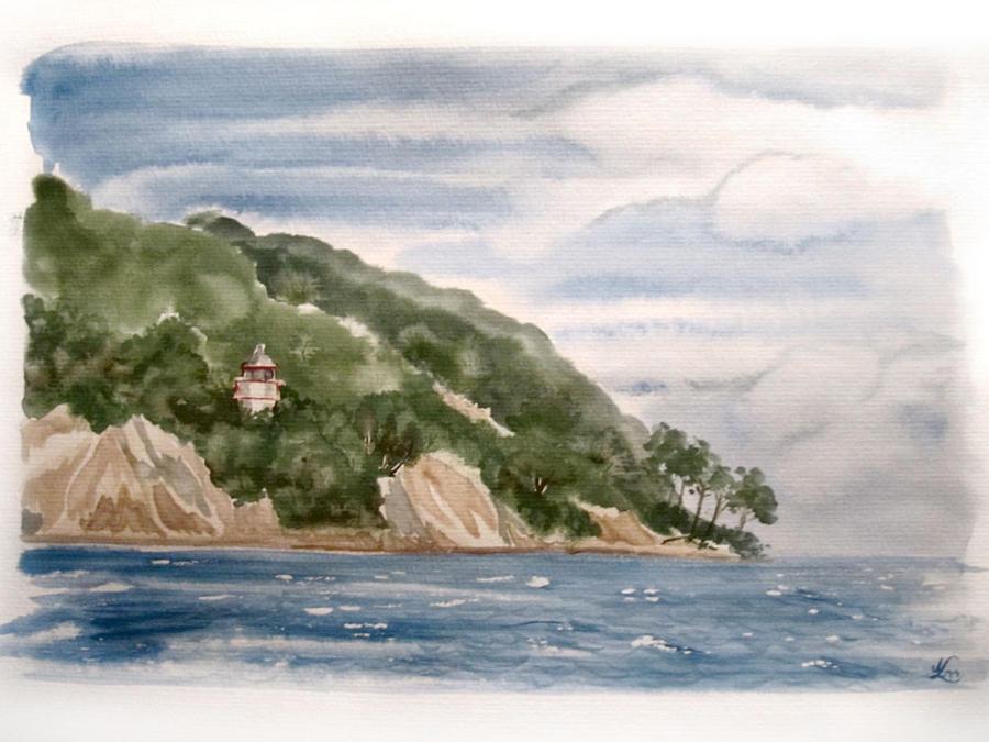 Lighthouse by evionn