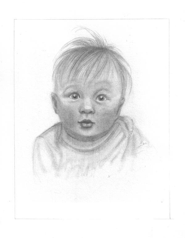 Little Girl by evionn