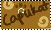 Capukat stamp by Artluver25