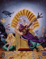 Jerry Merman by rawclips
