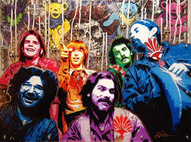 Grateful Dead by rawclips