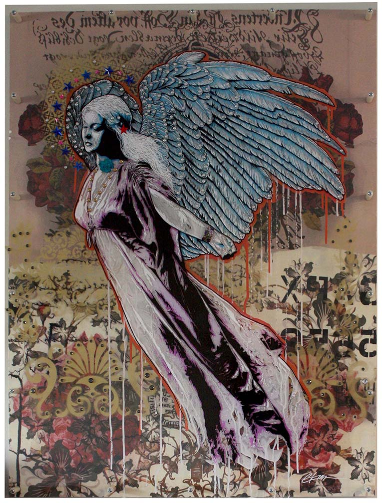 Angel by rawclips