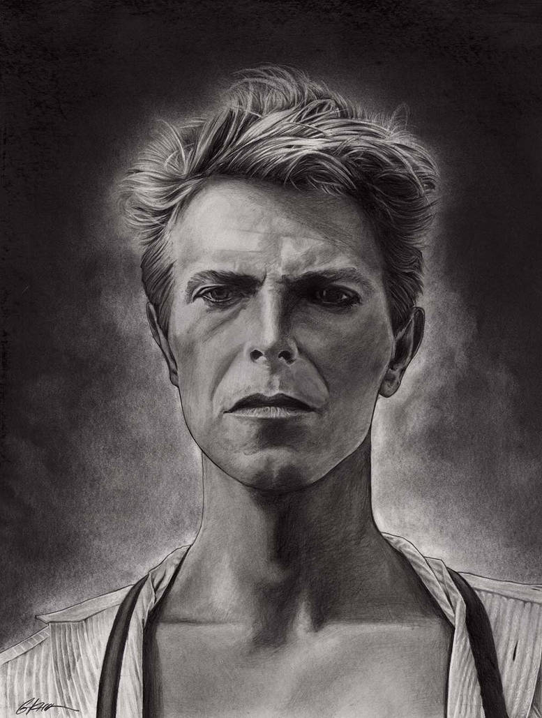 Bowie by rawclips