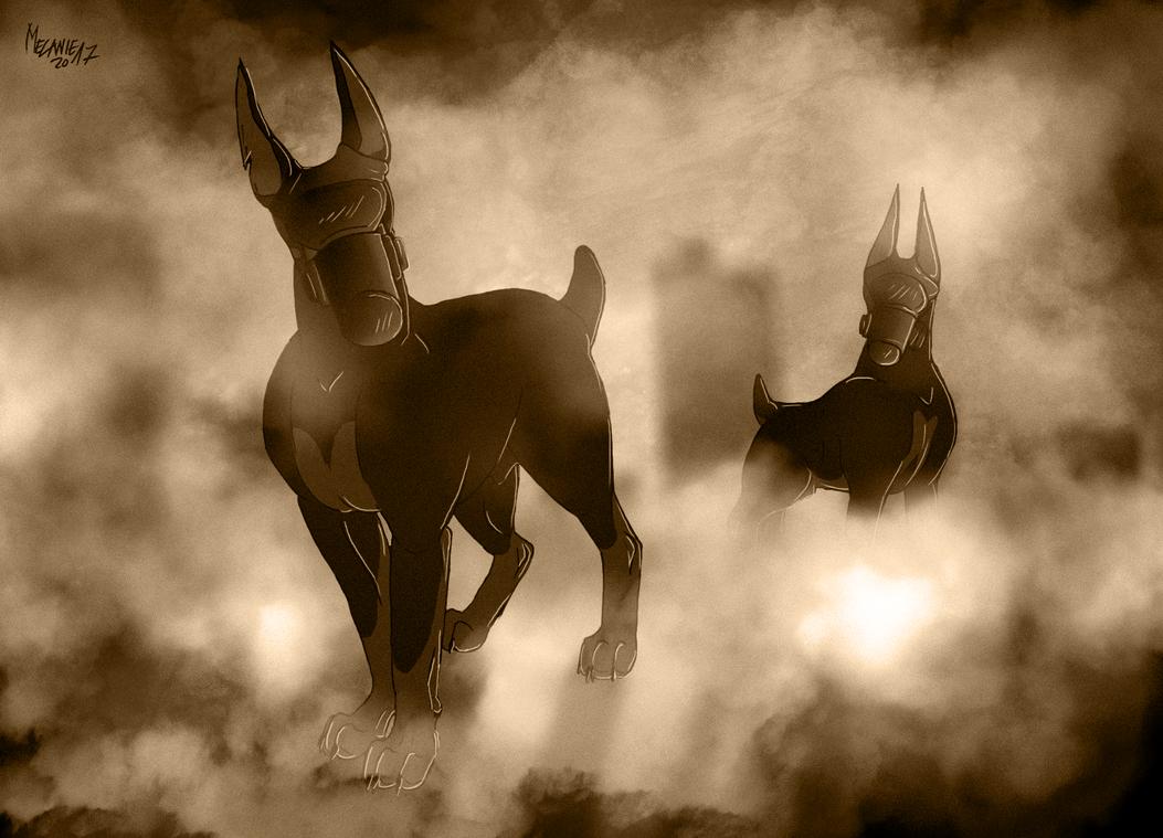 _Gas_ by DarkWolfdog