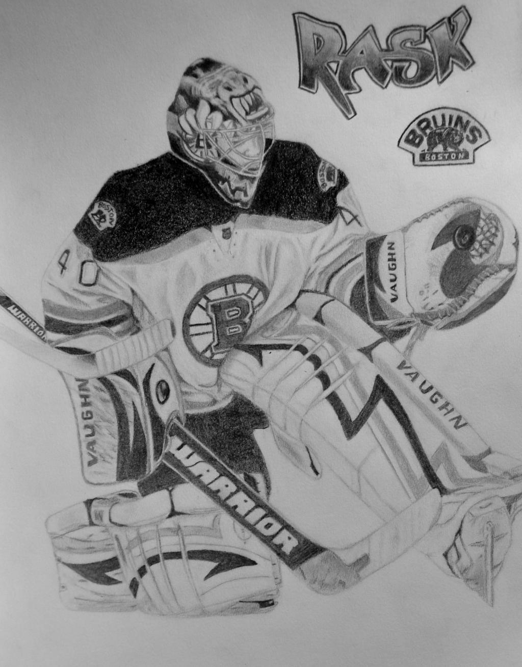 Tuukka Rask Coloring Pictures Autos Post