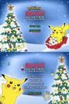 Pikachu's Winter Vacation DVD Menu