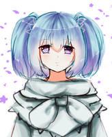 Colored Sketch Request- hiamie