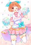 Mobile Legends: Cheerleader Angela