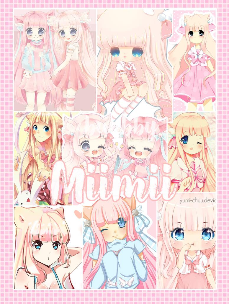 Miimii by bunbby