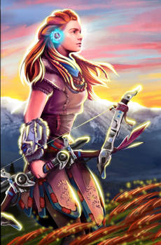 Aloy of the Nora