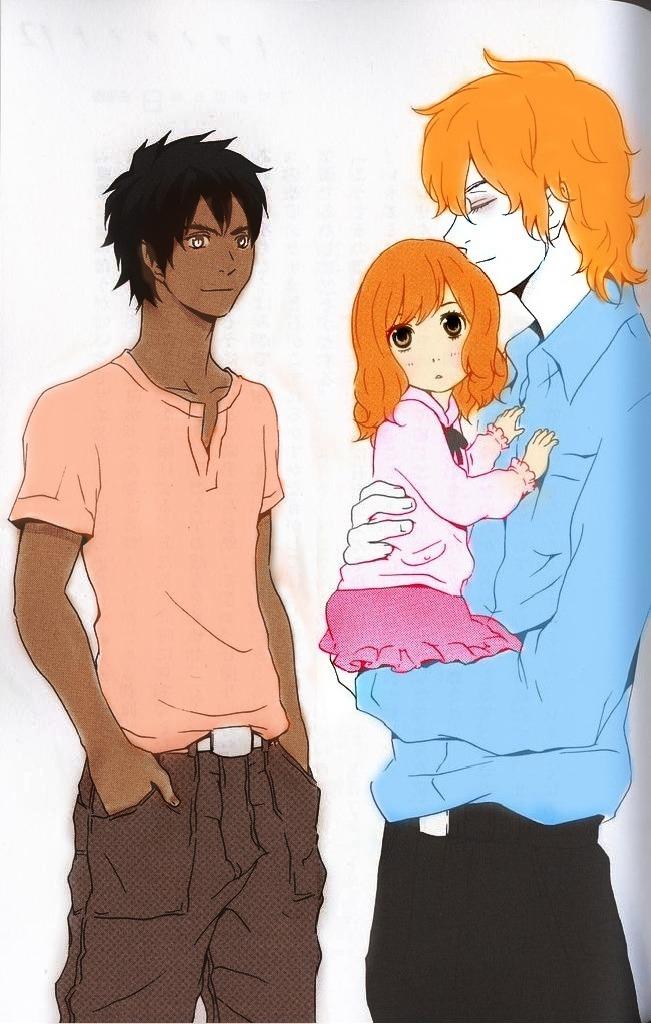 Edward, Jacob and Renesmee by missXmini on DeviantArt