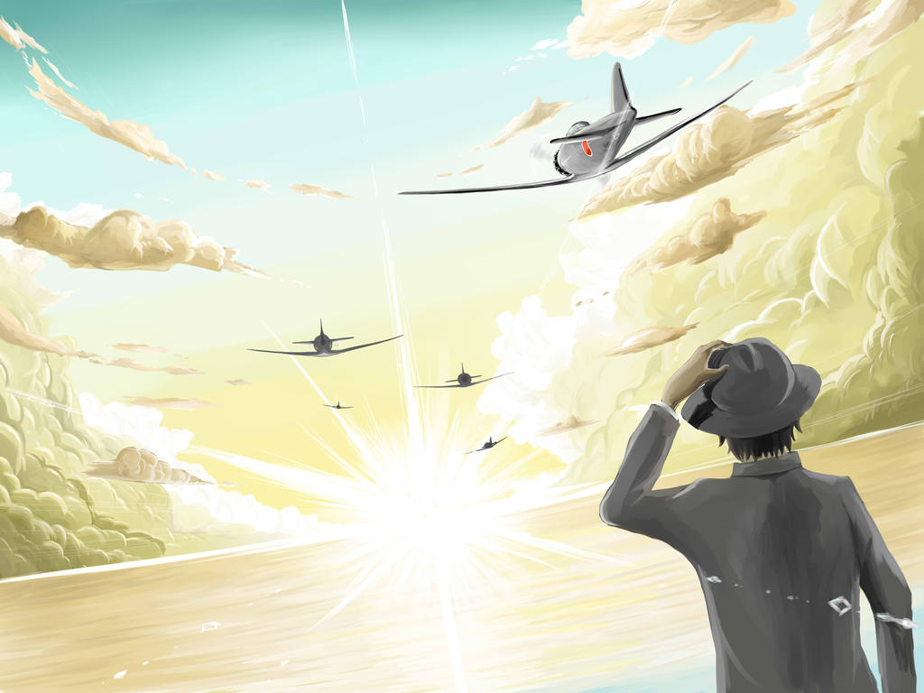 The Wind Rises By AverageJoe32