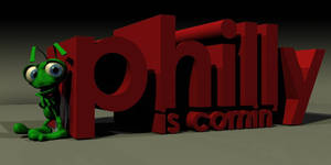 Philly is comin header
