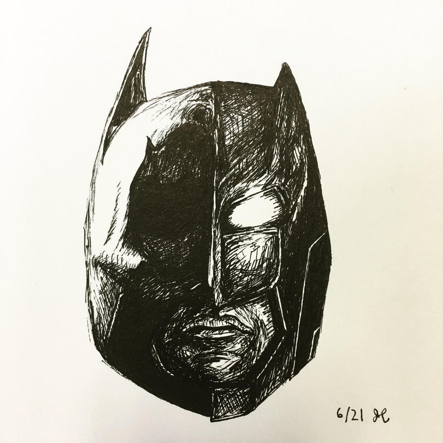 Batmen Mashup by Teriyaqi