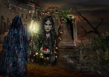 Fallen beauty by jeremiahch