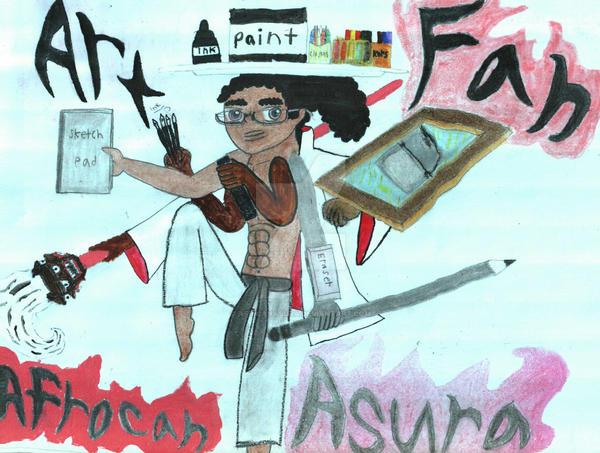 ArtFan-Afr0canAsura's Profile Picture