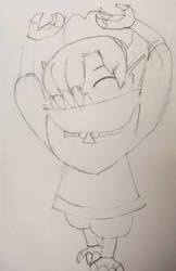 Pocket Sketches: Kikimora 3