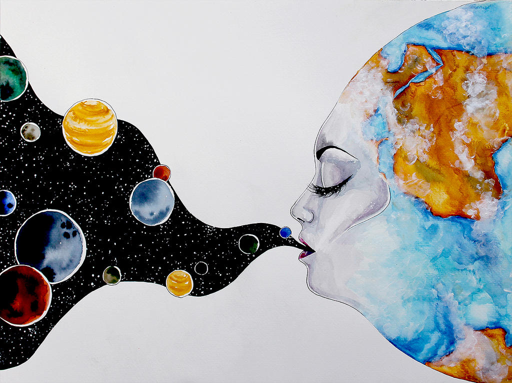mother earth by loodlez on deviantart