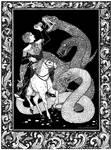 The three serpents